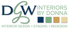 DGW Interiors Logo